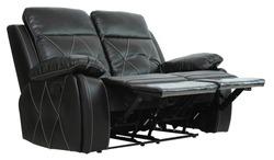 sofa recliner black home interior