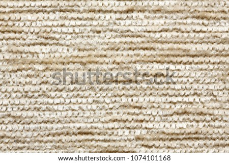 Soft beige material texture with clean surface. High resolution photo. #1074101168