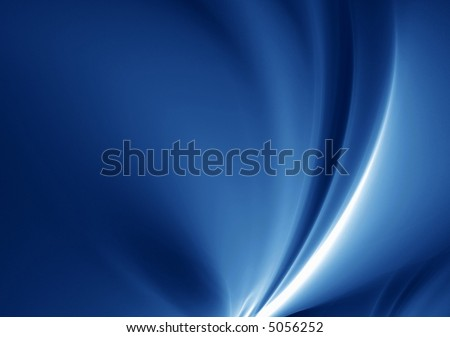 Soft Blue - Abstract of Blue Background