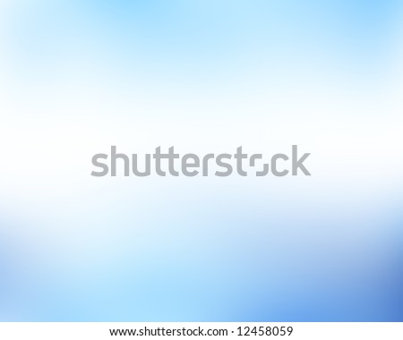 soft blue background formed by white and blue