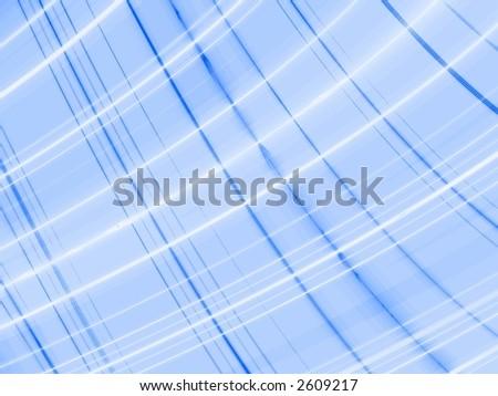 Soft Blue Crosshatching - High Resolution Illustration