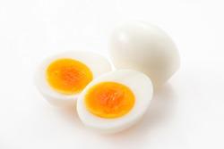 Soft boiled eggs
