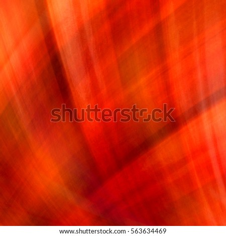 Soft Brushed Backdrop in Vivid Red - High resolution illustration, suitable for graphic design or background use.