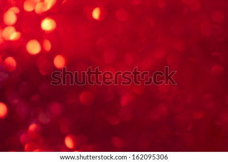 soft defocused holidays light background - Shutterstock ID 162095306