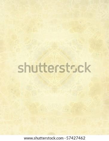 soft faint detail on beige background - portrait
