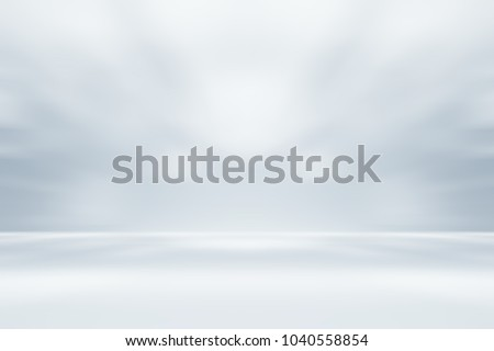 soft gray studio room background, grey floor backdrop with spotlight.