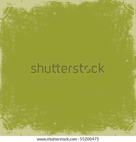 Soft Green Textured Background
