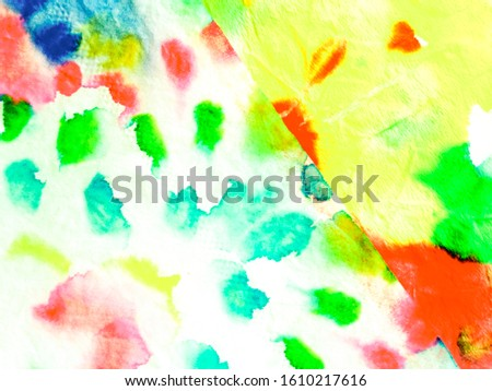 Soft patchwork. Brushstrokes on color print. Green image. Tie dye. Dirty art. Abstract dynamic wallpaper. Dynamic artistic splashes. Street style. Wrinkled paper texture.