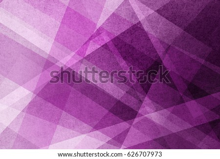 soft purple pink, white and gray layers in abstract background pattern with lines triangles and stripes in geometric design
