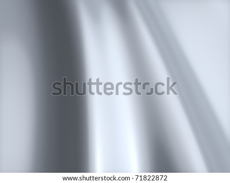 Soft shiny metallic background with lines