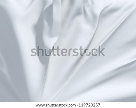 soft textile folded background