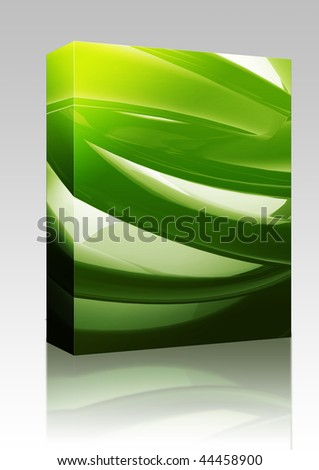 software wallpaper. stock photo : Software package