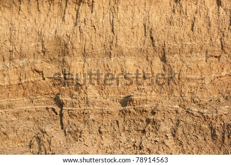 Soil structure. Background