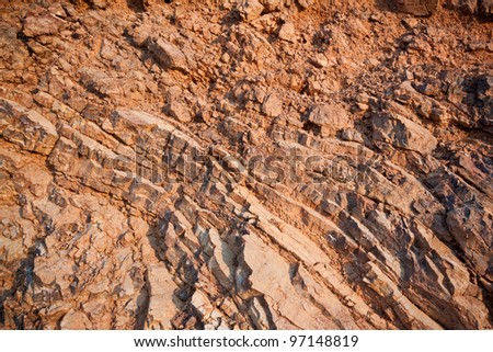 Soil structure background