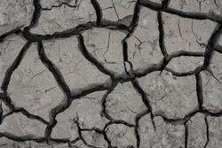 Soil structure chernozem crack drought