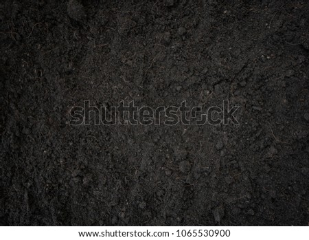 Soil texture background #1065530900