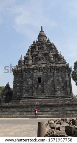 Sojiwan Temple is a Buddhist temple located in the village of Kebon Dalem Kidul, Prambanan sub-district, Klaten district, Central Java.