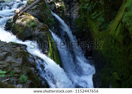 Sol Duc Falls
