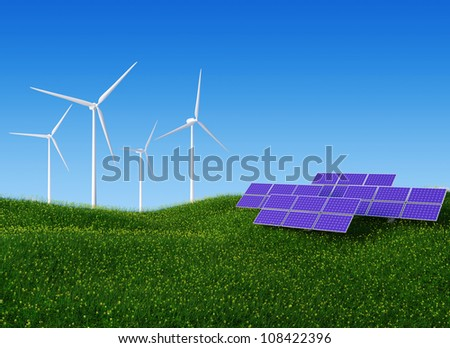 Solar and Wind Power II