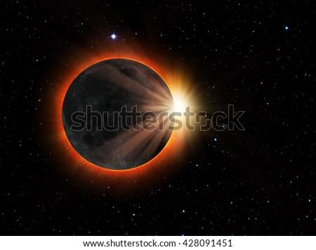 Solar eclipse\