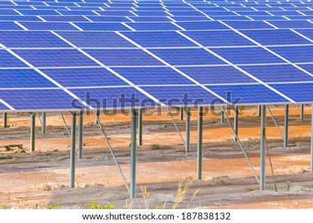 Solar energy, clean energy alternatives.
