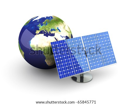 Solar Energy - Europe