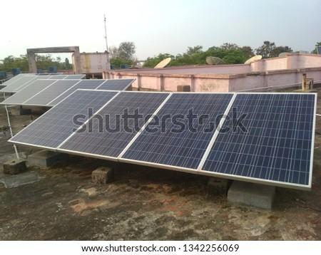 Solar Energy - Renewable Energy #1342256069