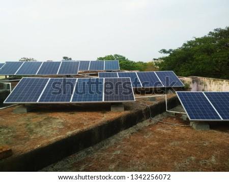 Solar Energy - Renewable Energy #1342256072