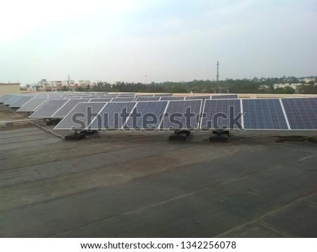 Solar Energy - Renewable Energy #1342256078
