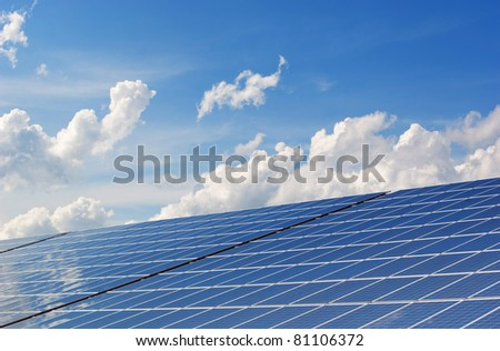 Solar Panel - Renewable Energy