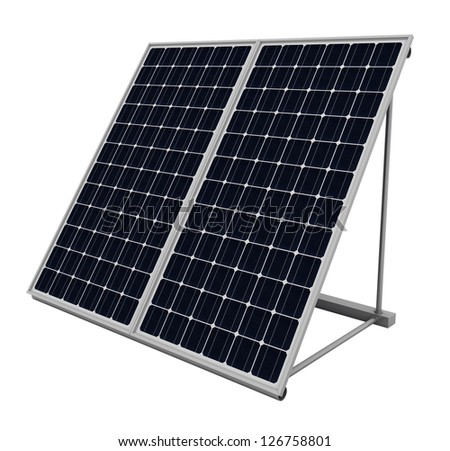 Solar Panel Clipart Black And White - More information
