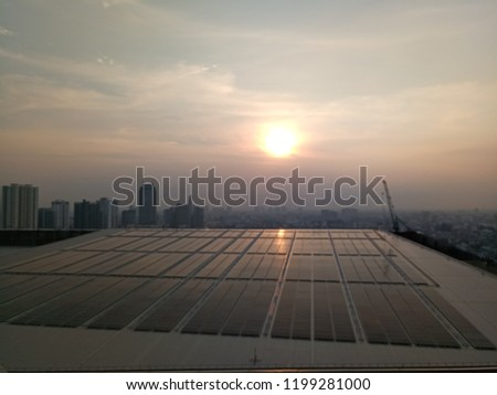 Solar panels, solar panels, alternative energy, not image #1199281000