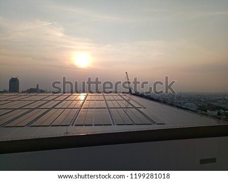 Solar panels, solar panels, alternative energy, not image #1199281018