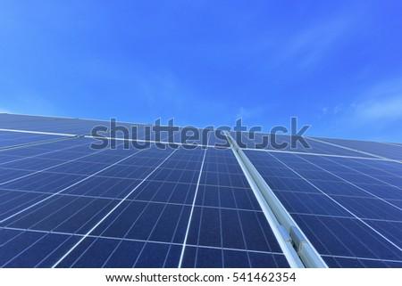 Solar power equipment  #541462354