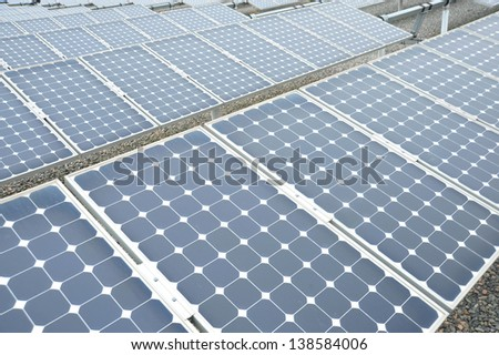 Solar power generation