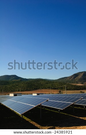solar power plant in spain. +mexico+solar+power+plant