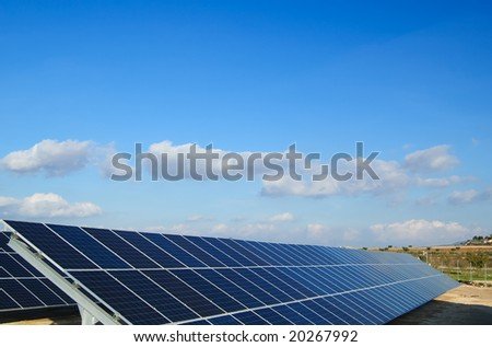 solar power plant spain. solar power plant in spain.