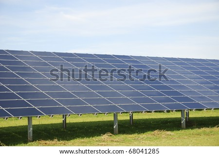 Solar powerstation for generation of friendly energy