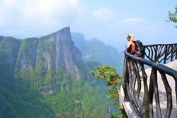 Solo travel - China