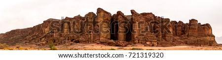 Solomon's Pillars