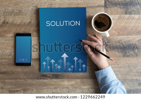 SOLUTION AND WORKPLACE CONCEPT