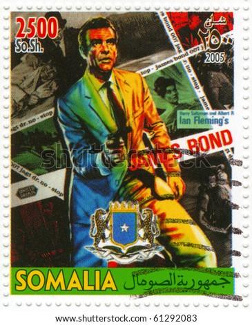 Somalia - Circa 2005 : Stamp