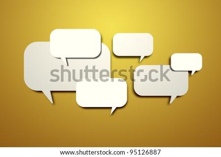 a blank canvas speech