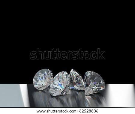 some diamonds exhibition