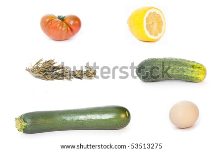 Some natural ingredients