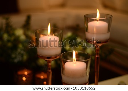 Some of candles