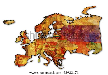 Europe Before World War One Map. Europe+after+world+war+1+