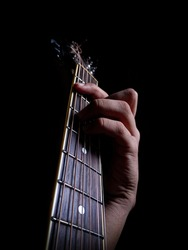 sometimes stings of a musical instrument is just like light in darkness.