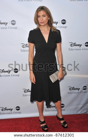 Sonya Walger, star of Flash Forward, at the ABC TV 2009 Summer Press Tour cocktail party at the Langham Hotel, Pasadena. August 8, 2009  Los Angeles, CA Picture: Paul Smith / Featureflash