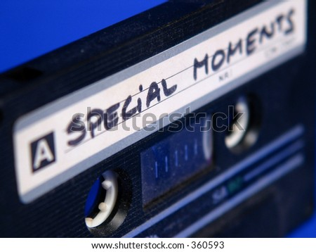 Soon this kind will be history... - stock photo